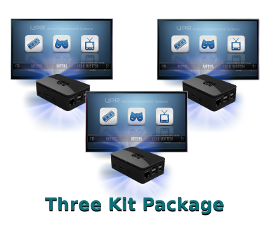 Three Kit Package
