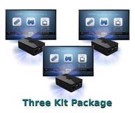 Three Kit Package