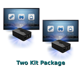 Two Kit Package